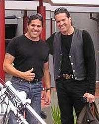 Hall of Fame - Mike & Doug Tamaki