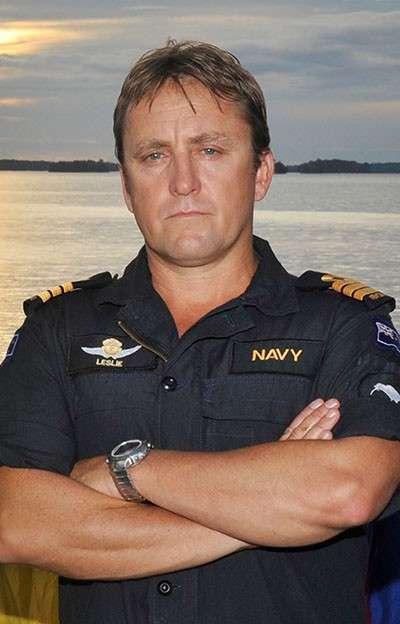 Hall of Fame - Lieutenant Commander Trevor Leslie RNZN