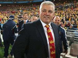 Hall of Fame - Warren Gatland