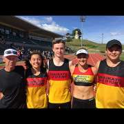 Waikato/BOP Athletics Representatives