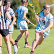 Players Named in Lacrosse Team