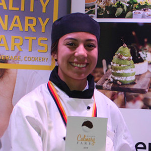 Culinary Competition Finalist